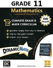 Dynamic Math Workbook - Complete Grade 11 Mathematics Curriculum (ON Edition)