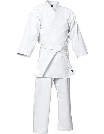 3c2170ba77f2 Kids Student White Karate Suit Poly Cotton (Pre-Shrunk) Uniforms