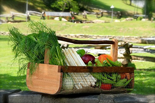 Garden Harvesting Basket, Hod Basket, Storage Basket,Large Size