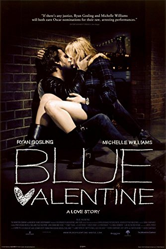Blue Valentine Movie Ryan Gosling Michelle Williams Poster