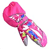 BEBEFUN kids and Toddler Baby ski Snowboarding winter youth mittens gloves for boys and girls with 3M thinsulate and...