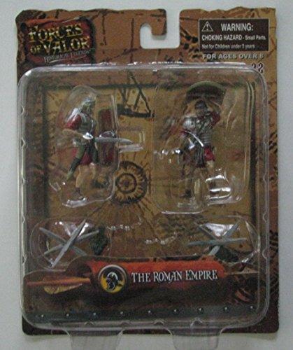 Forces of Valor Historical Legends 1:32 Scale The Roman Empire Action Figure Set (Forces Of Valor Toys)