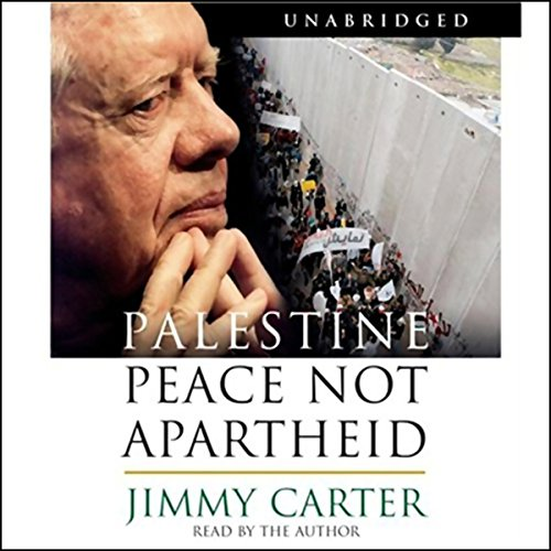 Palestine Peace Not Apartheid Audiobook [Free Download by Trial] thumbnail