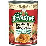 Chef Boyardee Spaghetti & Meat Balls - 14.75 oz