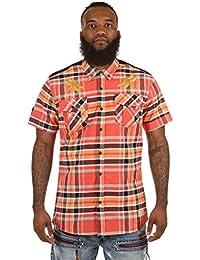 Amazon.com: Akoo - Casual Button-Down Shirts / Shirts: Clothing ...