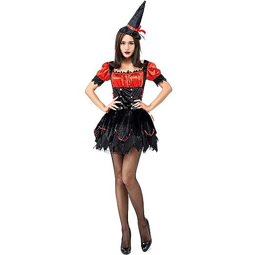 QAR Traje De La Bola del Traje De Halloween De La Bruja ...