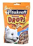 Vitakraft Peanut Drops and 8.8-Ounce Pouch, My Pet Supplies