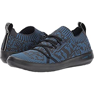 Adidas Sport Performance Men's Terrex Boat DLX Parley Sneakers, Blue, 11 M