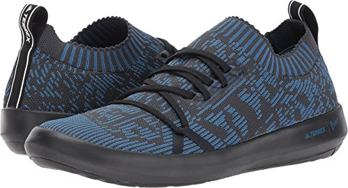 Adidas Sport Performance Men's Terrex Boat DLX Parley Sneakers, Blue, 14 M by adidas Sport Performance