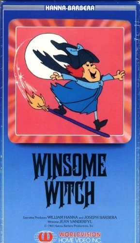 Winsome Witch [VHS]