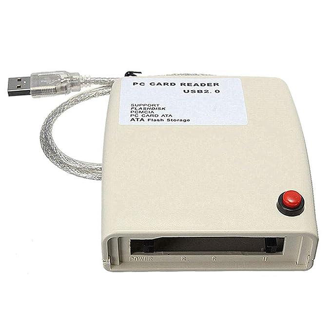 LNIMIKIY - Adaptador para Lector de Tarjetas (USB a ATA de ...