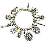 Natural Super Charm Bracelets Jewelry Merchandise Dean Winchester Bracelet Gift for Women