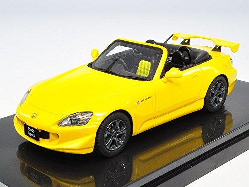 1/43 HONDA S2000 Type-S (ニューインディイエローパール) W165
