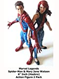Review: Marvel Legends Spider-Man & Mary Jane Watson 6