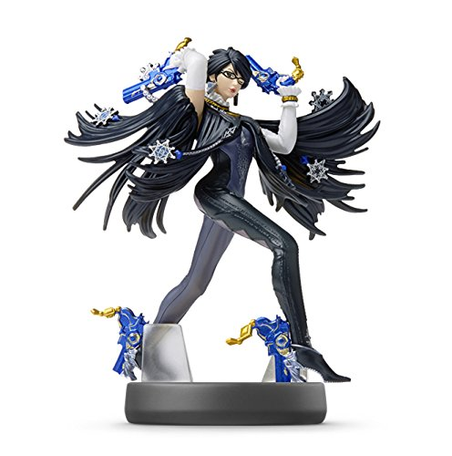 Nintendo Amiibo Beyonetta (Smash Brothers series) Japan Import