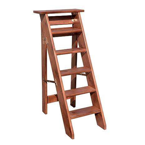 Fabulous Jhuen Wooden Ladder Stool Home Flower Rack Shoe Bench 6 Ibusinesslaw Wood Chair Design Ideas Ibusinesslaworg