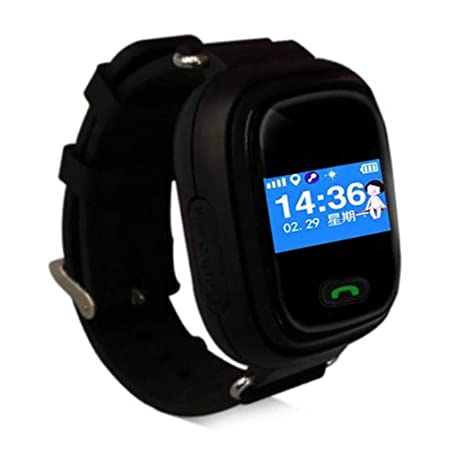 Amazon.com : yiiena 4 Colors Children Tracker Smartwatch GPS ...