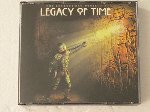 Legacy of Time the Journeyman Project 3
