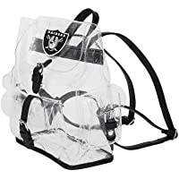 Deals on The Northwest Company NFL Unisex Lucia Clear Backpack