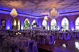 JMAZ LP94S 9 LEDs 4in1 RGBW Par Light for DJ Stage Wedding Party Uplighting
