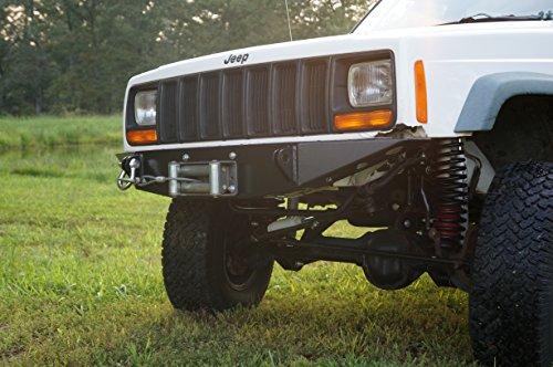 Xj Winch Bumper - 8