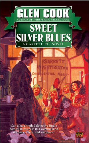 Sweet Magic Ball (Sweet Silver Blues (Garrett, P.I.))