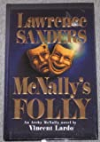McNally's Folly, Vincent Lardo and Lawrence Sanders, 0786226447