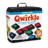 Best Games For Travels - Travel Qwirkle Board Game Review