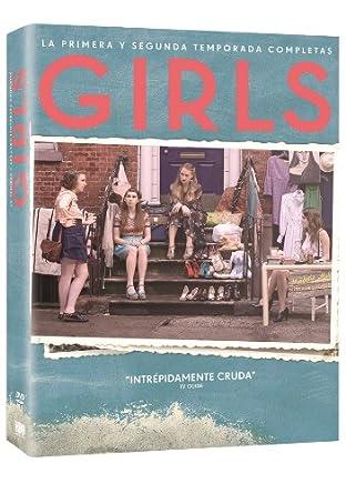 Girls T1-T2 (Hbo) [DVD]: Amazon.es: Lena Dunham, Allison Williams ...