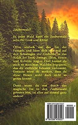 Salamandrinchen Gedichte Aus Dem Zauberwald By Maruschya