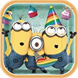 Despicable Me Square Dinner Plates, 8ct