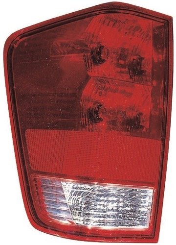 - Go-Parts » OE Replacement for 2004-2015 Nissan Titan Rear Tail Light Lamp Assembly/Lens/Cover - Left (Driver) Side 26555-7S227 NI2800161 for Nissan Titan