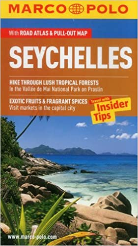 Seychelles Marco Polo Guide Marco Polo Guides Marco Polo