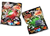 1 Dozen Assorted Dinosaur Splat Balls, Sticky Sensory Stress Balls, Textured and Sticky, Sensory Toy, Dinosaur Toys Bulk Pack of 12
