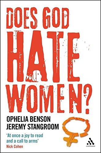 """""""Does God Hate Women?"""" av Ophelia Benson"""