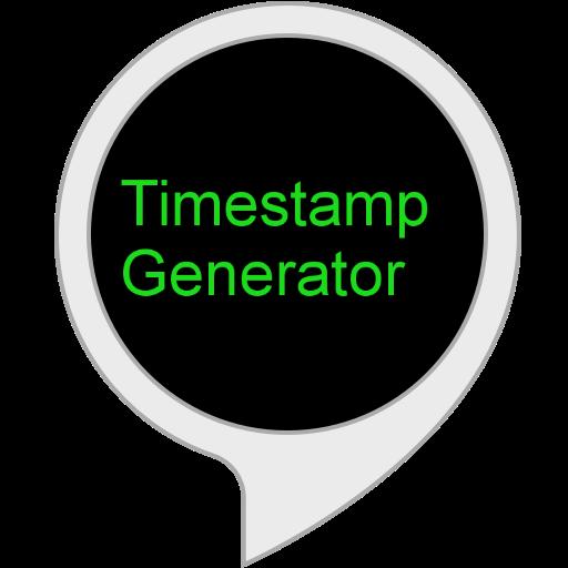 Timestamp Generator -