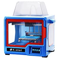 QIDI TECHNOLOGY 3D Printer, Model: X-smart, Fully Metal Structure, 3.5 Inch Touchscreen by RUIAN QIDI TECHNOLOGY CO.,LTD