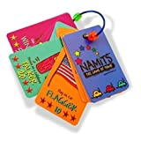 Namits Travel Game by Great American Puzzle Factory