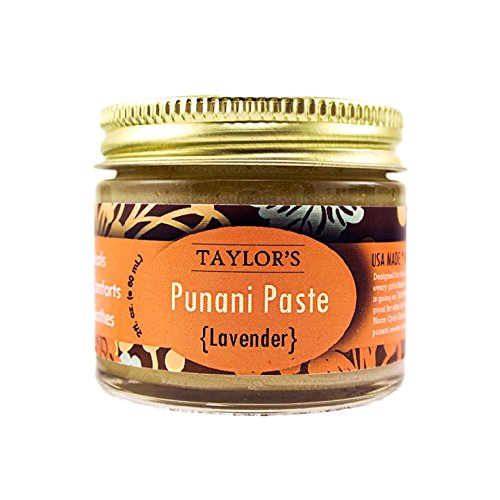 Natural Feminine Care (ELEVATED (by TAYLOR'S) Punani Paste - All Natural Feminine Care - Made in USA! (Unscented))