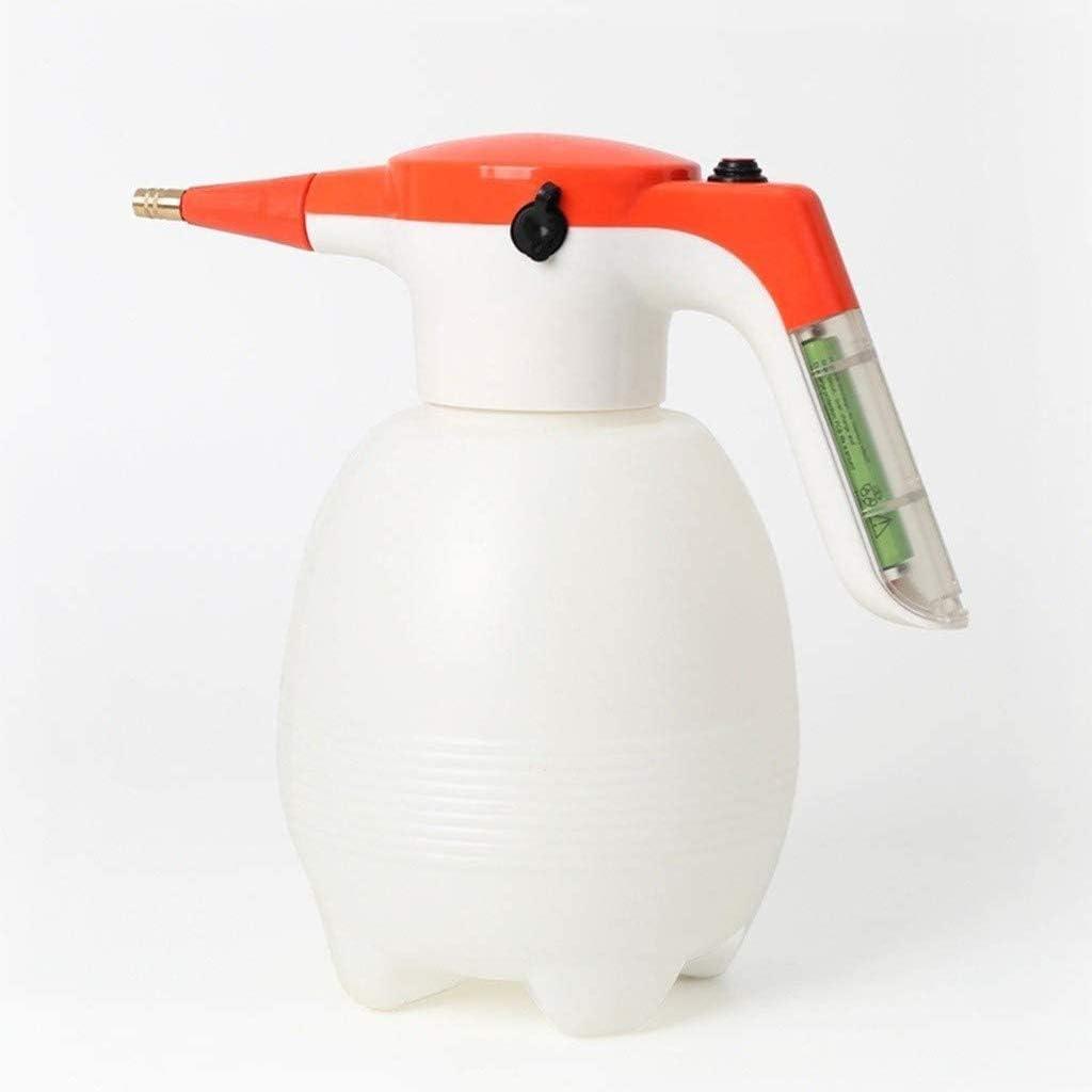 MELAG Botella de soplado de Spray de Botella Vacía de Aerosol de Plástica Regadera Regadera eléctrica Rociador pequeño Riego automático doméstico Regadera 2L de Gran Capacidad