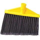 Rubbermaid FG639700GRAY Angled Broom Head for 6351 / 6355 Handles