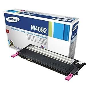 Samsung Tóner Láser Clt-M4092S Magenta De 1.000 Páginas