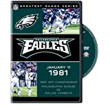 NFL: Greatest Games - Philadelphia Eagles 1980 NFC Championship Game by Vivendi Entertainment