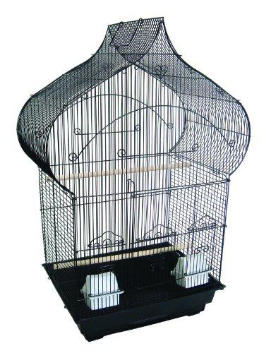 yml-a5864-3-8-bar-spacing-taj-mahal-bird-cage-black-18-x-14