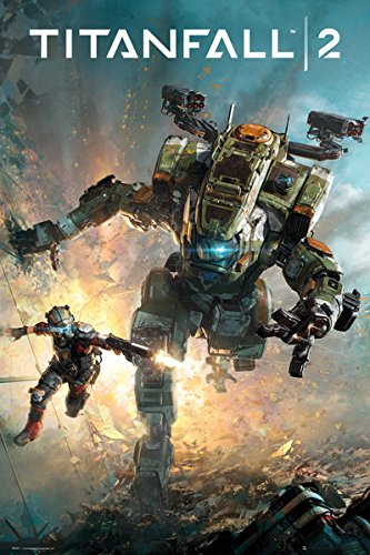 Titanfall Cover Art