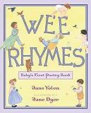 Wee Rhymes, Jane Yolen, 1416948988