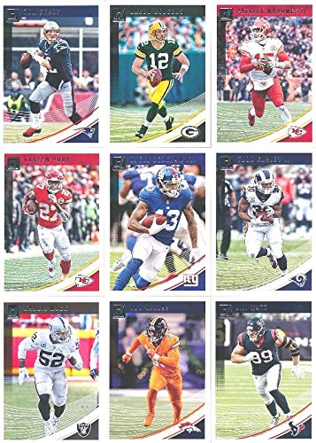 Amazon.com: 2018 Donruss NFL Football MASSIVE 401 Card ...