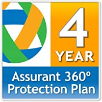 Assurant 4-Year PC Peripheral Protection Plan ($7500-$9999.99)