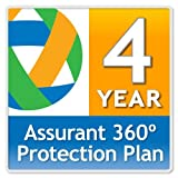 Assurant 4-Year Laptop Protection Plan ($800-$899.99)