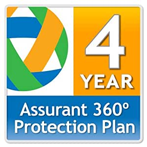 Assurant 360º 4-Year Camera Protection Plan ($0-$24.99)